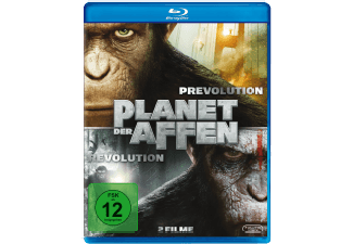 Produktbild Planet der Affen - Prevolution & Revolution -