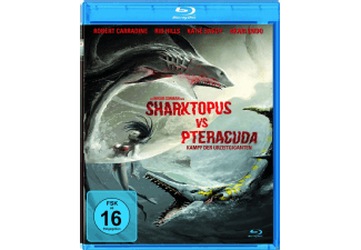 Produktbild Sharktopus vs. Pteracuda - Kampf der Urzeitgiganten -
