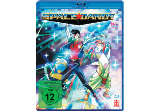 Produktbild Space Dandy - Episoden 1 - 4 - (Blu-ray)