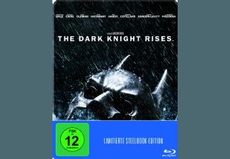 Produktbild The Dark Knight Rises (Exklusive Steelbook Edition) - (Blu-ray)