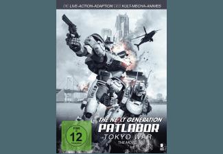 Produktbild The Next Generation Patlabor - Tokyo War - (DVD)