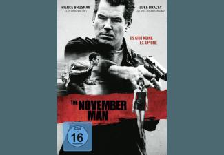 Produktbild The November Man - (DVD)
