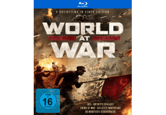 Produktbild World At War - Drei Kriegsfilme in einer Edition -