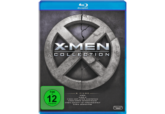 Produktbild X-Men 1-6 - (Blu-ray)