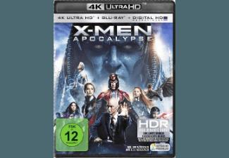 Produktbild X-Men Apocalypse - (4K Ultra HD Blu-ray + Blu-ray)
