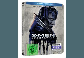 Produktbild X-Men Apocalypse - Steelbook - (Blu-ray)