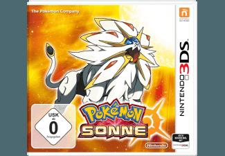 Produktbild 3DS Pokemon Sonne - Nintendo 3DS