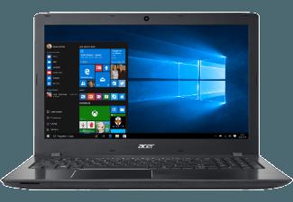 Produktbild ACER Aspire E 15 (E5-575G-52XT), Notebook mit 15.6 Zoll Display, Core� i5 Prozessor, 8 GB RAM,