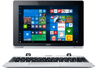 Produktbild ACER Aspire Switch 10 SW5-015, Convertible mit 10.1 Zoll, 64 GB Speicher, 2 GB RAM, Windows 10