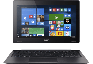 Produktbild ACER Aspire Switch 12 S (SW7-272-M0JS), Convertible mit 12.5 Zoll, 8 GB RAM, Core m5 Prozessor,