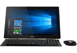 Produktbild ACER Aspire Z3-700  Desktop PC mit 17.3 Zoll  4 GB RAM  Celeron� Prozessor