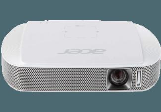 Produktbild ACER C205  DLP  Beamer  HD-ready  854 x 480 Pixel  150 ANSI Lumen