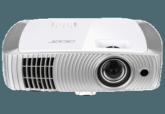 Produktbild ACER H7550ST  DLP  Kurzdistanzbeamer  Full-HD  1.920 x 1.080 Pixel  3.000 ANSI Lumen  16.000:1
