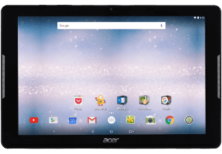 Produktbild ACER Iconia One 10 (B3-A30), Tablet mit 10.1 Zoll, 16 GB Speicher, 1 GB RAM,