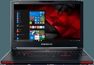 Produktbild ACER Predator 17 (G5-793-53M9), Notebook mit 17.3 Zoll Display, Core� i5 Prozessor, 16 GB RAM,