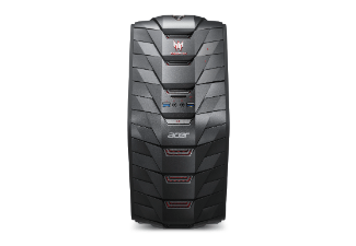 Produktbild ACER Predator G3-710  Gaming PC mit Core� i7 Prozessor  32 GB RAM  2 TB HDD  256 GB SSD  NVIDIA�