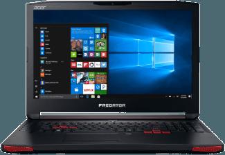 Produktbild ACER Predator G5-793-7108, Notebook mit 17.3 Zoll Display, Core� i7 Prozessor, 8 GB RAM, 256 GB