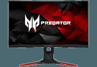 Produktbild ACER Predator Z271  Monitor mit 69 cm / 27 Zoll Full-HD Display  4 ms Reaktionszeit  Anschlüsse:
