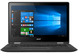 Produktbild ACER Spin 5 (SP513-51-54JS), Notebook mit 13.3 Zoll, 256 GB Speicher, 8 GB RAM, Core� i5