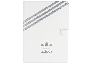 Produktbild ADIDAS Booklet Case 006927  iPad Mini 1 & 2  Weiß/Silber