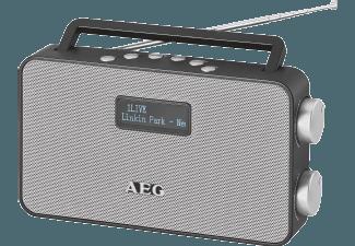 Produktbild AEG. DAB 4153  DAB+ Radio  Schwarz
