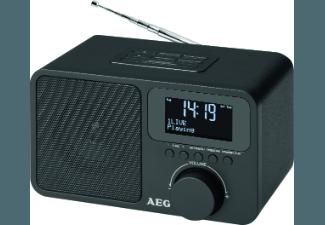 Produktbild AEG. DAB 4154  DAB+ Radio  Schwarz