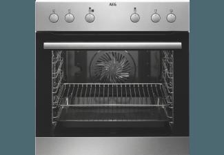 Produktbild AEG EEB 350010 M  Backofen   EEK: A  71 Liter  595 mm