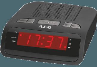 Produktbild AEG. MRC 4142  Uhrenradio  Schwarz