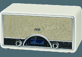 Produktbild AEG. NDR 4378  DAB+ Radio  Creme