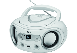 Produktbild AEG. SR 4374  Weiß