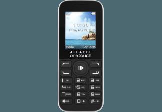 Produktbild ALCATEL 10.52D  1.8 Zoll  32 MB  Weiß
