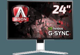 Produktbild AOC AGON AG241QG  Gaming-Monitor mit 60.5 cm / 23.8 Zoll QHD Display  1 ms Reaktionszeit
