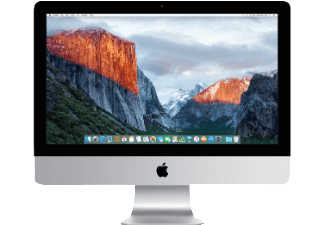 Produktbild APPLE iMac  All-in-One-PC mit 21.5 Zoll  Quecksilberfreies Display Display  1 TB Speicher  8 GB RAM