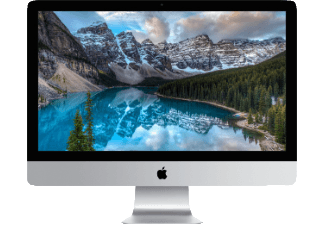 Produktbild APPLE iMac mit Retina 5K Display  All-in-One-PC mit 27 Zoll  IPS Display  256 GB Speicher  16 GB