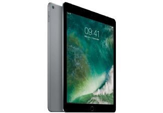 Produktbild APPLE iPad Air 2 Wi-Fi  Tablet mit 9.7 Zoll  32 GB Speicher  iOS 9  Space