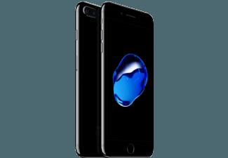 Produktbild APPLE iPhone 7 Plus  Smartphone  128 GB  5.5 Zoll  Diamantschwarz