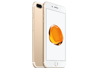 Produktbild APPLE iPhone 7 Plus  Smartphone  256 GB  5.5 Zoll  Gold