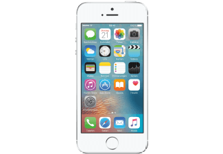 Produktbild APPLE iPhone SE  Smartphone  64 GB  4 Zoll  Silber  LTE