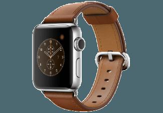 Produktbild APPLE Watch Series 2 38 mm  Smart Watch  Echtleder