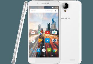 Produktbild ARCHOS 55 Helium  Smartphone  16 GB  5.5 Zoll  Weiß