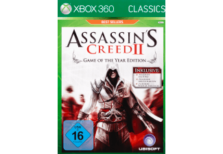 Produktbild Assassin s Creed 2 (Game of the Year Edition) - Xbox