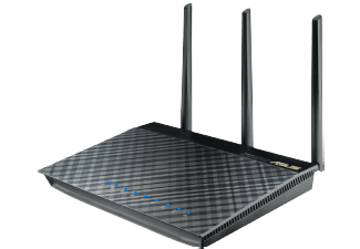Produktbild ASUS 90-IGY7002M01-3PA0 RT-AC66U AC1750 Router  Router