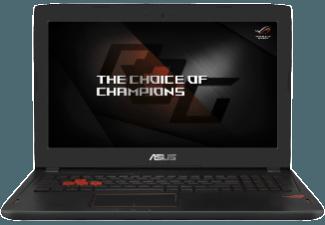 Produktbild ASUS GL502VM-FY039T, Gaming-Notebook mit 15.6 Zoll Display, Core� i7 Prozessor, 16 GB RAM, 1000