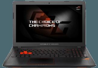 Produktbild ASUS GL553VW-FY032T, Gaming-Notebook mit 15.6 Zoll Display, Core� i7 Prozessor, 16 GB RAM, 1000