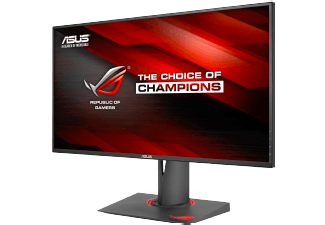 Produktbild ASUS PG279Q  Monitor mit 68.6 cm / 27 Zoll WQHD Display  4 ms Reaktionszeit  Anschlüsse: 1x