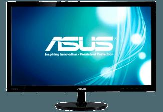Produktbild ASUS VS229HA  Monitor mit 54.6 cm / 21.5 Zoll Full-HD Display  5 ms Reaktionszeit  Anschlüsse: 1x