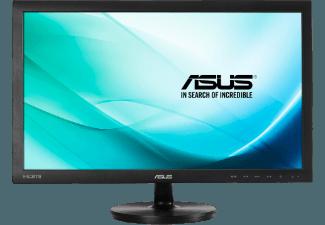 Produktbild ASUS VS247HR  Monitor mit 59.9 cm / 23.6 Zoll Full-HD Display  2 ms Reaktionszeit  Anschlüsse: