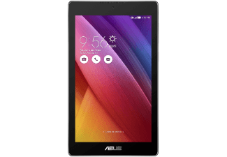 Produktbild ASUS Z170CG-1B028A ZENPAD, Tablet mit 7 Zoll, 16 GB Speicher, 1 GB RAM, 3G Unterstützung, An