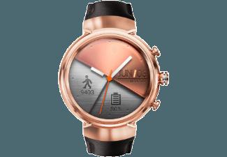Produktbild ASUS ZenWatch 3 (WI503Q)  Smartwatch  Leder  118 mm
