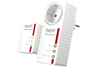 Produktbild AVM FRITZ!Powerline 546E WLAN Set